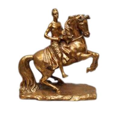 Giorgio de Chirico, 'Personaggio a Cavallo'