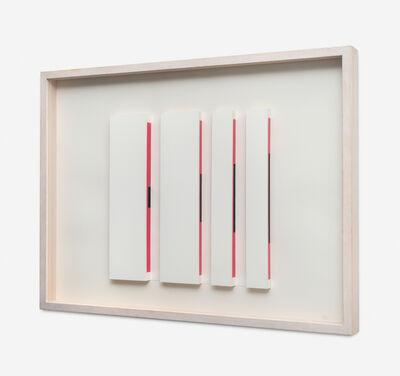 César Paternosto, 'Cuarteto: Contrastes y Fugas | Quartet: Contrasts and Fugues', 2005