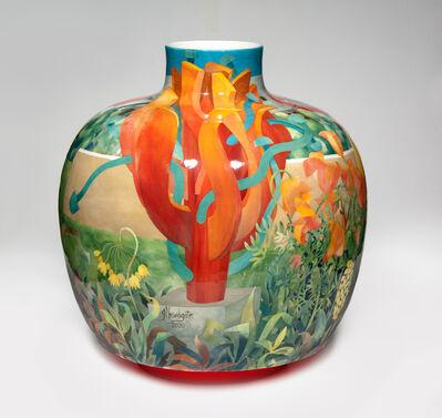 John Newdigate, 'Sculpture Garden', 2020