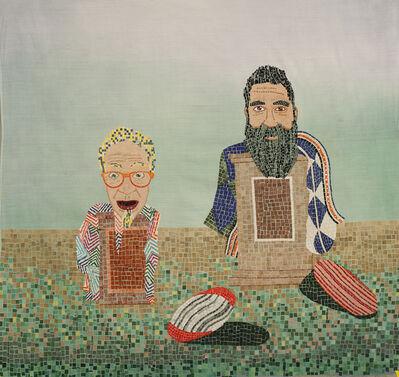 Chiachio & Giannone, 'Mosaico Pompeyano 2', 2017