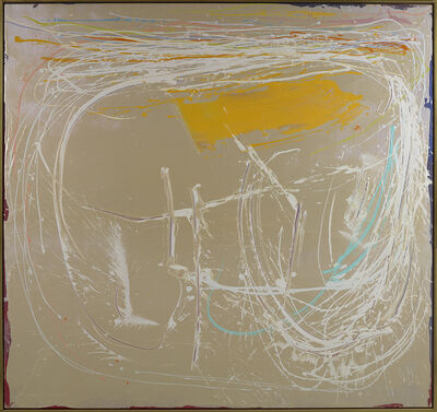 Dan Christensen, 'Sun Ghost', 1983
