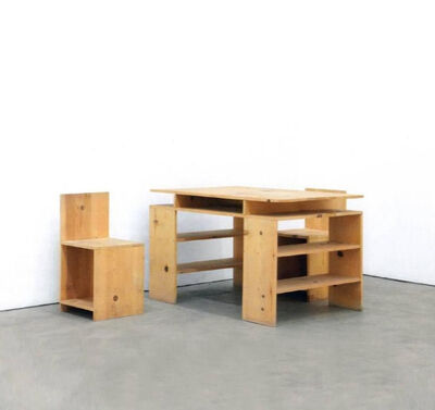 Donald Judd, 'Desk Set', 2003
