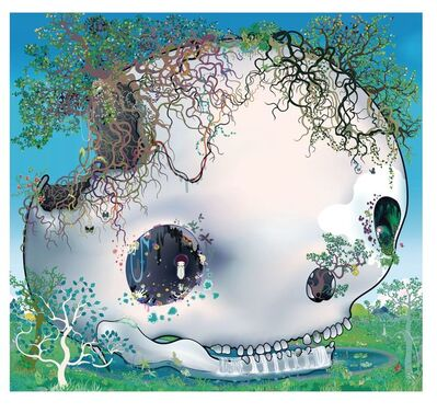 Chiho Aoshima, 'The Fountain of the Skull', 2007
