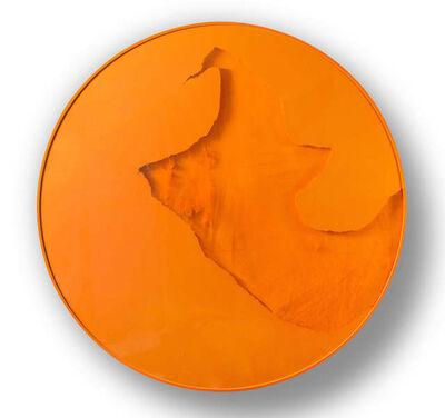Manuel Merida, 'Cercle Orange', 2014