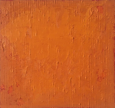Jennifer Joseph, 'Taking Back Orange', 2019