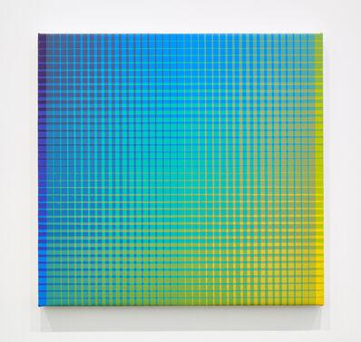 Sanford Wurmfeld, 'II-12 B/2 (BG)', 2017-2019