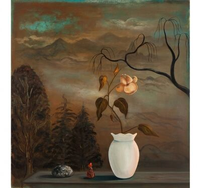 Jane Smaldone, 'Still Life with Big Sky and Little Butterfly', 2016