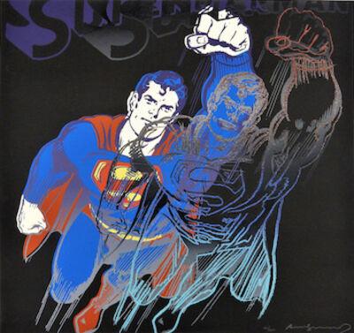 Andy Warhol, 'Superman (F&S.II.260)', 1981