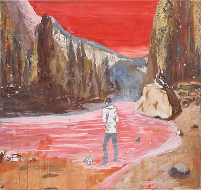 Andy Denzler, 'Liquid Sky', 2006