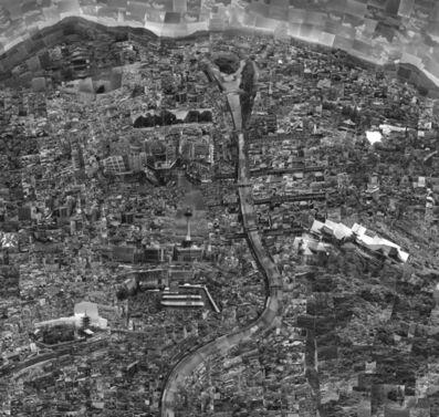 Sohei Nishino, 'Diorama Map Kyoto, 2003', 2011