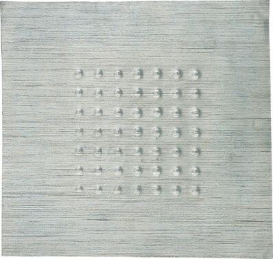Enrico Castellani, 'Senza titolo', 1966