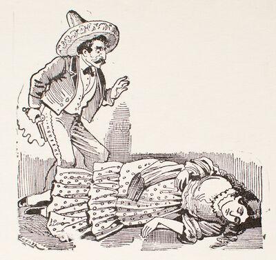 José Guadalupe Posada, 'El Crimen de la Tragedia de Belen Galindo', 1880-1910