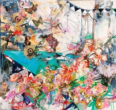 Antoinette Wysocki, 'The Elements are Camouflaged ', 2016