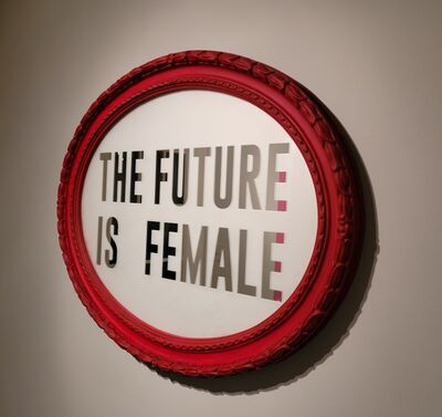 Silvia Levenson, 'The Future is Female', 2021