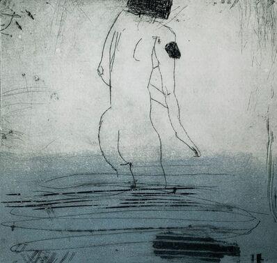 Marta Wakuła-Mac, 'In water 2', 2021