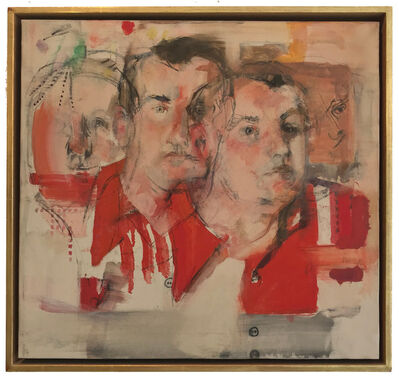 Larry Rivers, 'Self Portrait', 1963