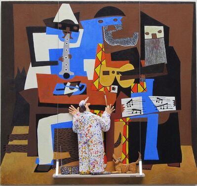 Stephen Hansen, 'Three Musicians - Picasso ', 2016