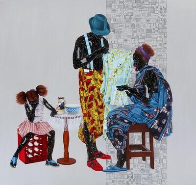 Eddy Kamuanga Ilunga, 'Fragile 5 (Edition of 25) ', 2018