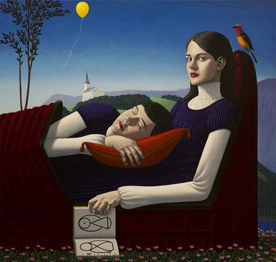 John Tarahteeff, 'Adrift (Sunday Afternoon)'