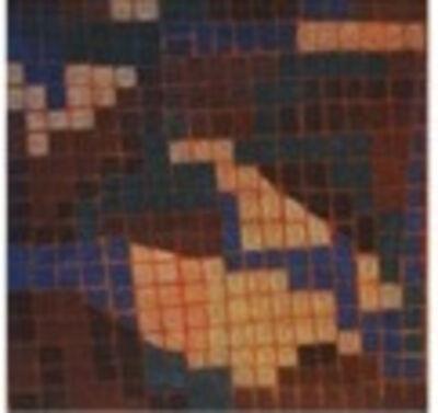 Myra Landau, 'Ritmo transparente 24', 1981