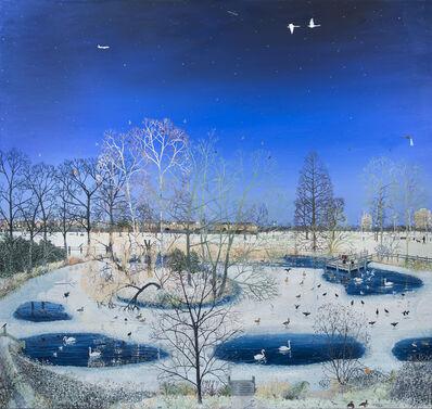 Emma Haworth, 'Frozen Lake', 2017