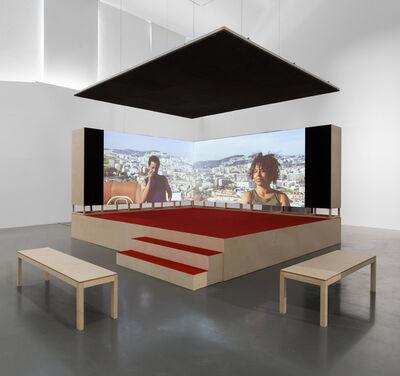 Mónica de Miranda, 'South Circular Installation', 2019