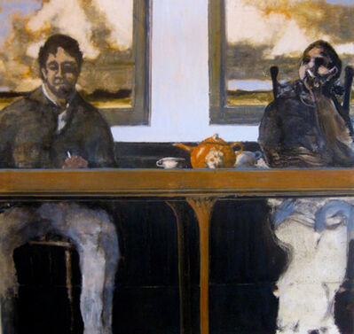 David Konigsberg, 'Smoke', 2013