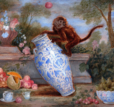 Sam Branton, 'Monkey with Large Vessel', 2020
