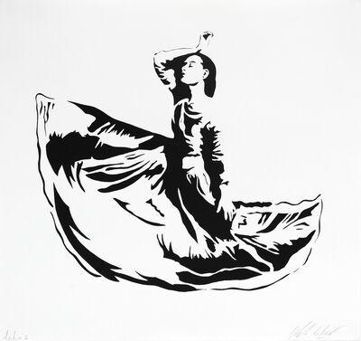 Blek le Rat, 'Spanish Dancer', 2008