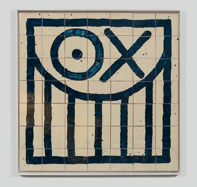 André Saraiva, 'Square Mr. A Tile 5', 2018