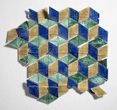 Rachel Hubbard Kline, 'Tumbling Blocks', 2018