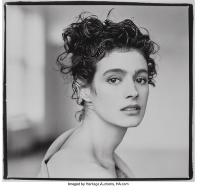 Matthew Rolston, 'Sean Young for Harper's Bazaar', 1989