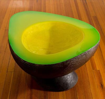 Jan Kirsh, 'Avocado Half', 2014