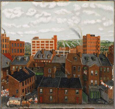 John Kane, 'Across the Strip', 1929