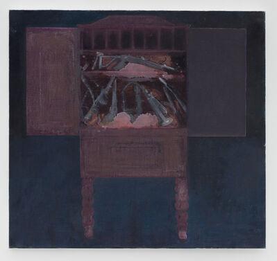 Edi Hila, 'Open Museum Series (#1)', 2017