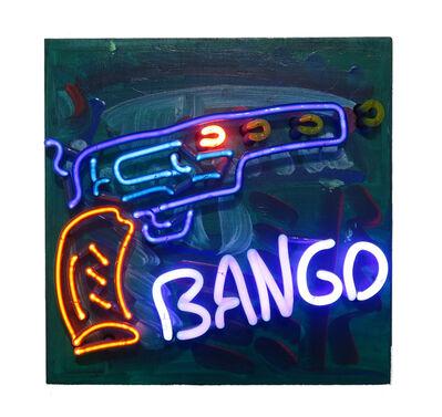 Frank Romero, 'BANGO', 2019