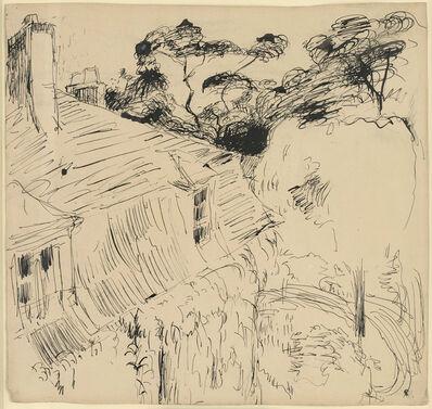 André Derain, 'Une maison à Chatou', ca. 1900