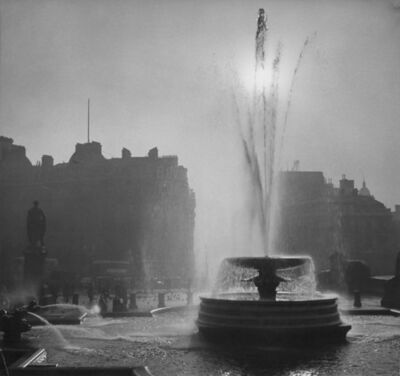 Wolfgang Suschitzky, 'Trafalgar Square, London', circa 1950