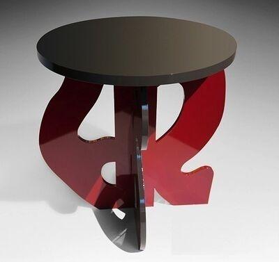 Guy de Rougemont, 'Side table', 2013