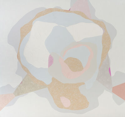 Zsófi Barabás, 'White Moment II.', 2019