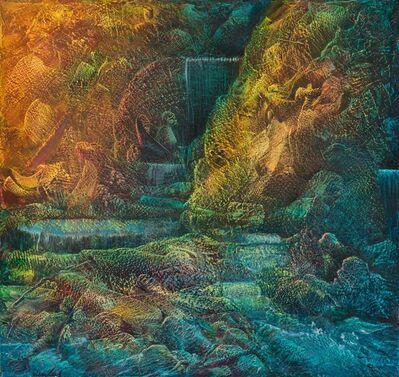 Franco Mulas, 'Inside the mountains'