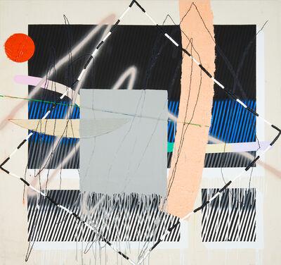 Trudy Benson, 'Dot, Diamond, Dash', 2012
