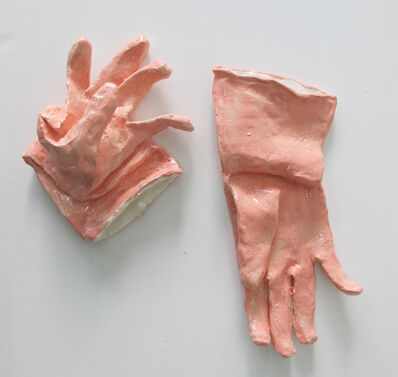 Rose Eken, 'Rubber Gloves (Pink)', 2017