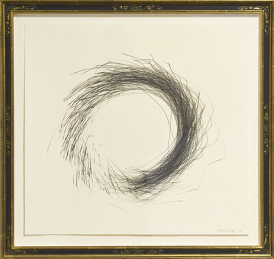 Tom Marioni, 'Enso Circle', 2007