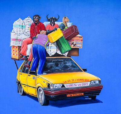 Abdias Ngateu, 'Taxi-Brousse 3 ', 2021