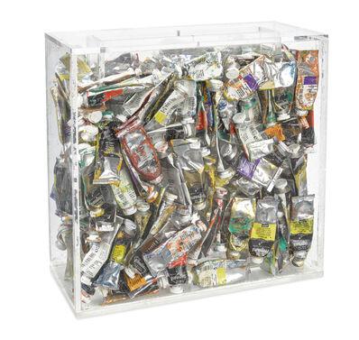Arman, 'Poubelle de Tubes de Peinture', 2004