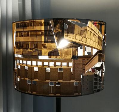 Claudia Larcher, ' Panorama Lampshades', 2020