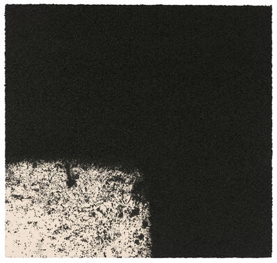 Richard Serra, 'Right Angle III', 2019