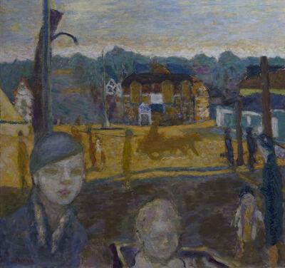 Pierre Bonnard, 'La Promenade des Enfants', 1929