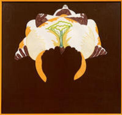 Evelyne Axell, 'Le Val Vert', 1971